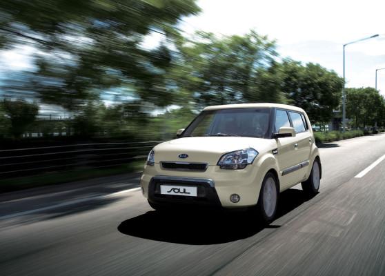 Kia zeigt Hybridantrieb in Paris