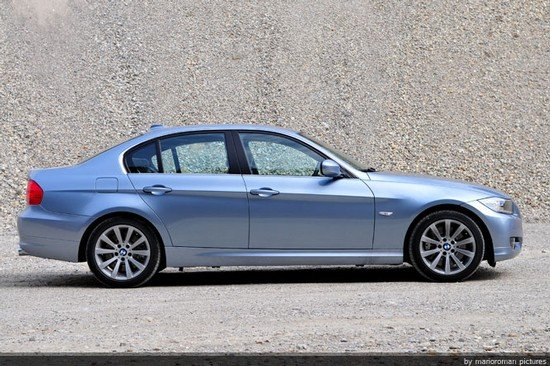 King of its class – BMW 3er Facelift