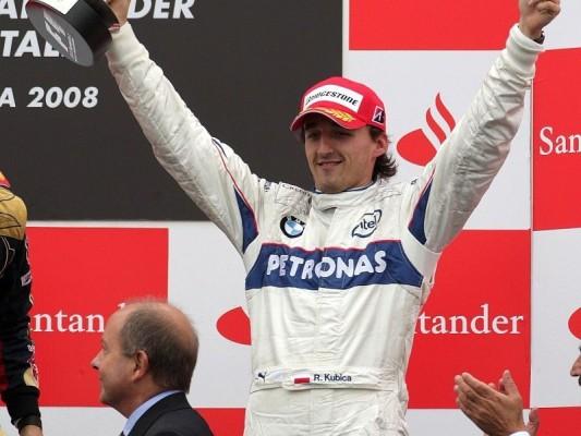 Kubica bleibt im Titelrennen: BMW und die passende Strategie