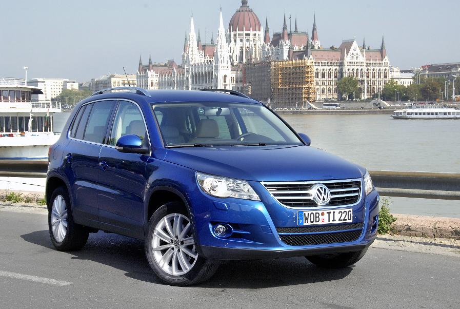 Lieferfristen zu lang - Volkswagen will Tiguan-Produktion hochfahren