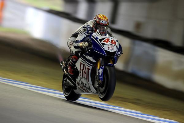 Lorenzo wartet lieber auf Sonntag: Rossi denkt nicht an die Weltmeisterschaft