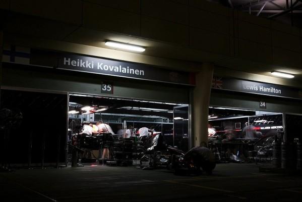 McLaren macht in Singapur alles dunkel: Der richtige Rhythmus entscheidet