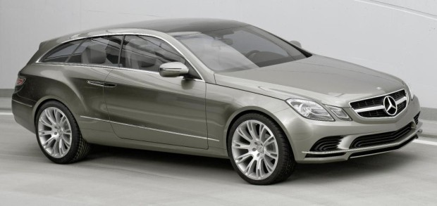 Mercedes-Benz zeigt in Paris Showcar ''Concept Fascination''