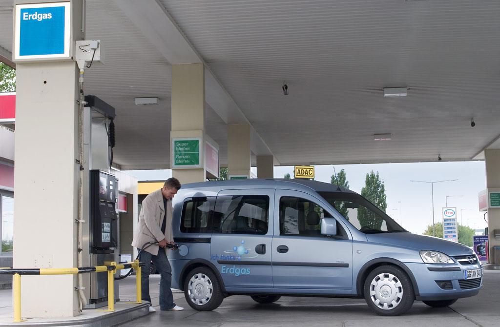 Mit Erdgasantrieb freie Fahrt in den Innenstädten