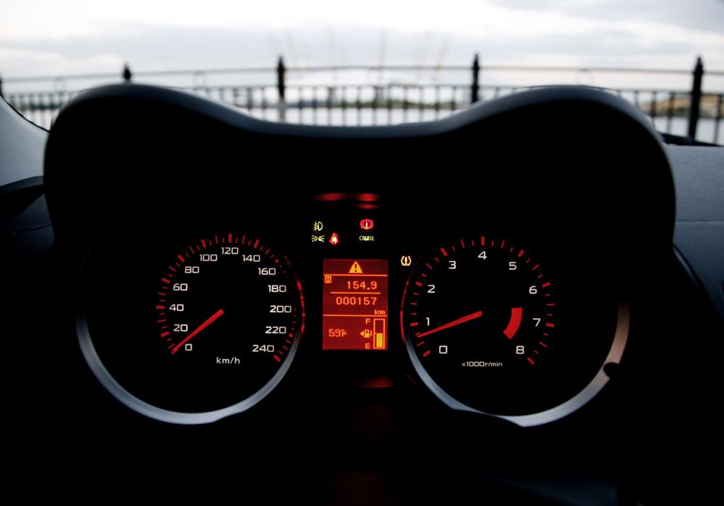 Mitsubishi Lancer Sportback: Flottes Fließheck
