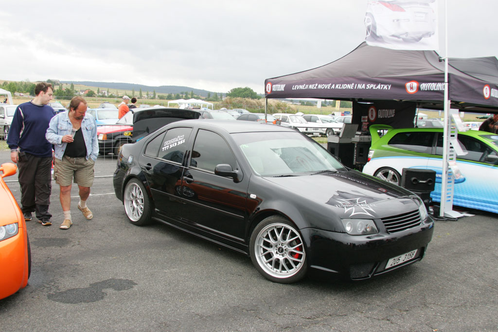 Nachlese: Tuning Extreme Show Příbram VII vom 9. August