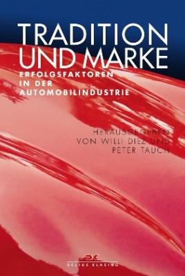 Neues Buch: ''Tradition und Marke''