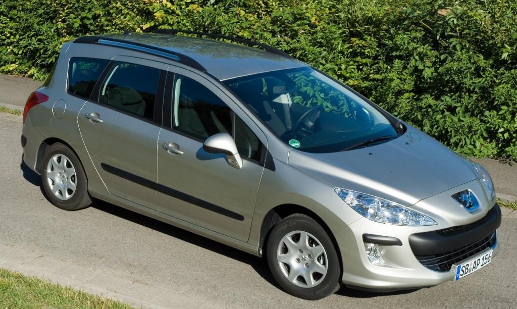 Peugeot 308 SW HDi FAP 110 beim Verbrauchstest mit geringen Abweichungen