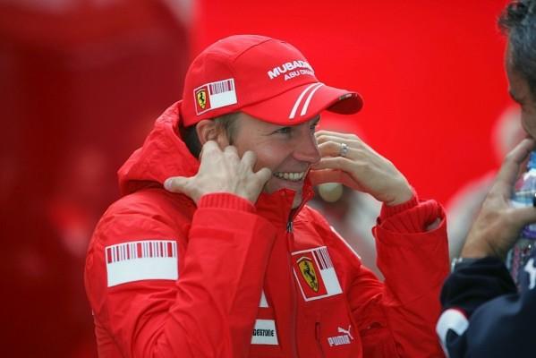 Räikkönen denkt weiter nur ans Siegen: Nicht nur zum Fahren da
