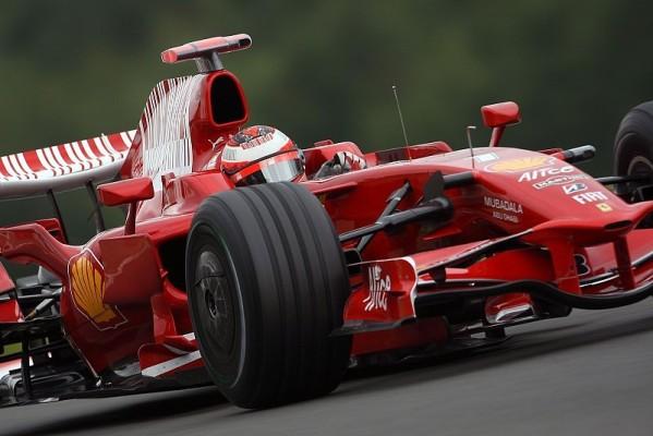 Räikkönen ortet Fortschritte: Das Auto ist besser