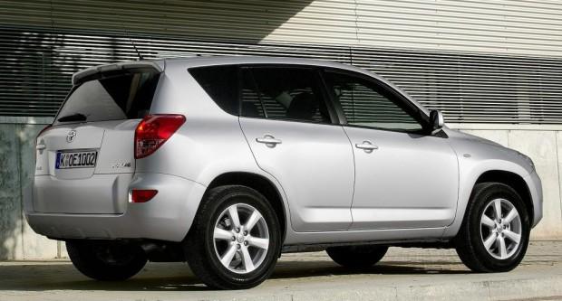 RAV4 verstärkt Toyotas Team-Sondermodelle