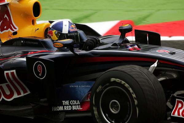 Red Bull lernt vom Regen: Nicht alles weggespült