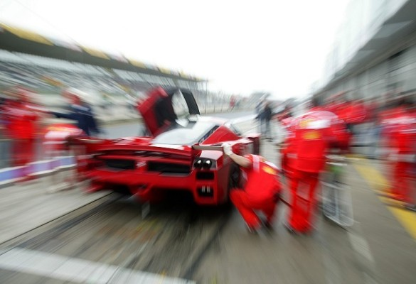 Rekord-Teilnehmerzahl bei Ferrari Racing Days: Rekorde über Rekorde