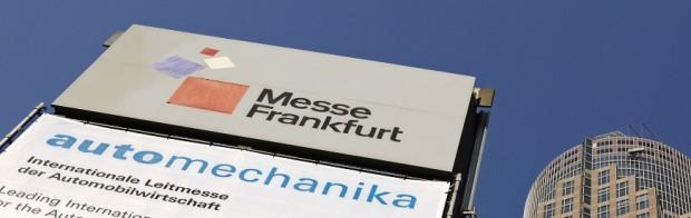 Rekordzahlen bei der 20. Automechanika in Frankfurt