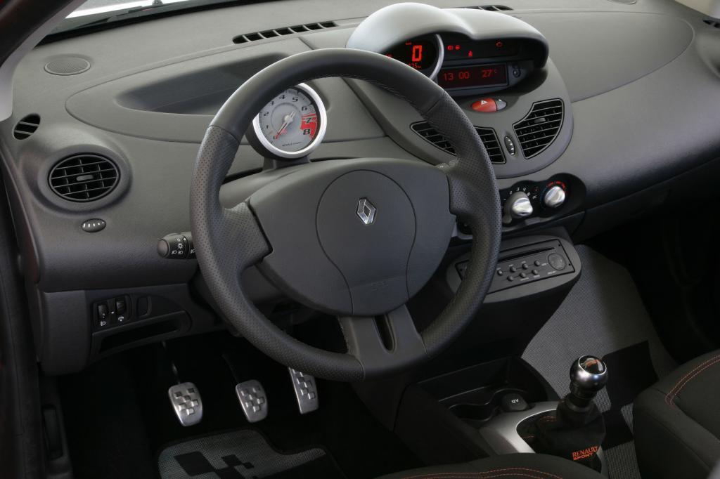 Renault Twingo Sport mit 133 PS