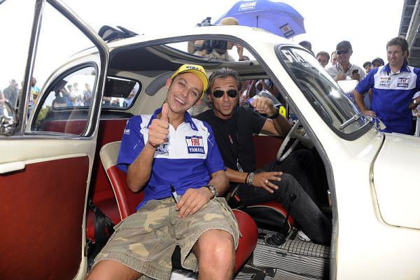 Rossi hat in Motegi viel vor: Titel holen und neue Maschine testen