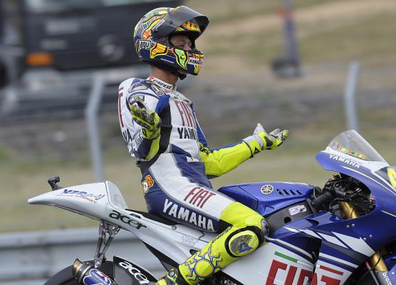 Rossi mit absolutem Triumph in Japan: Rennsieg und WM-Titel