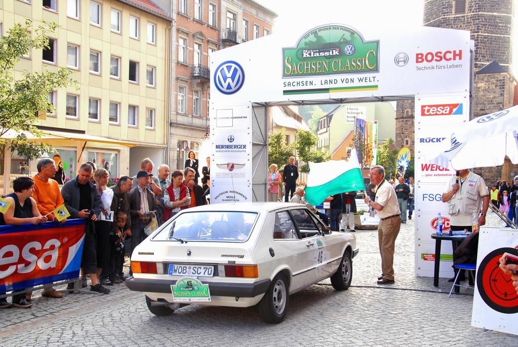 Sachsen Classic: Auf den Spuren der Pioniere