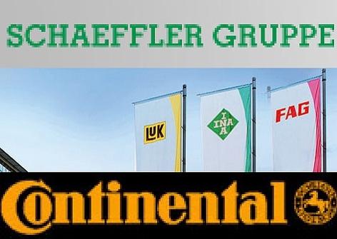Schaeffler-Gruppe erreicht Übernahmeziel bei Continental