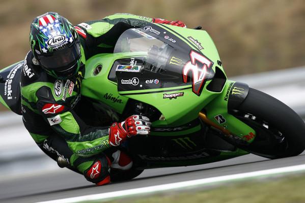 Schwacher Trost für Kawasaki: Nur ein paar Pünktchen