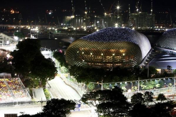 Singapur kann die Formel 1 verändern: Dennis, Williams und Haug sind sich einig