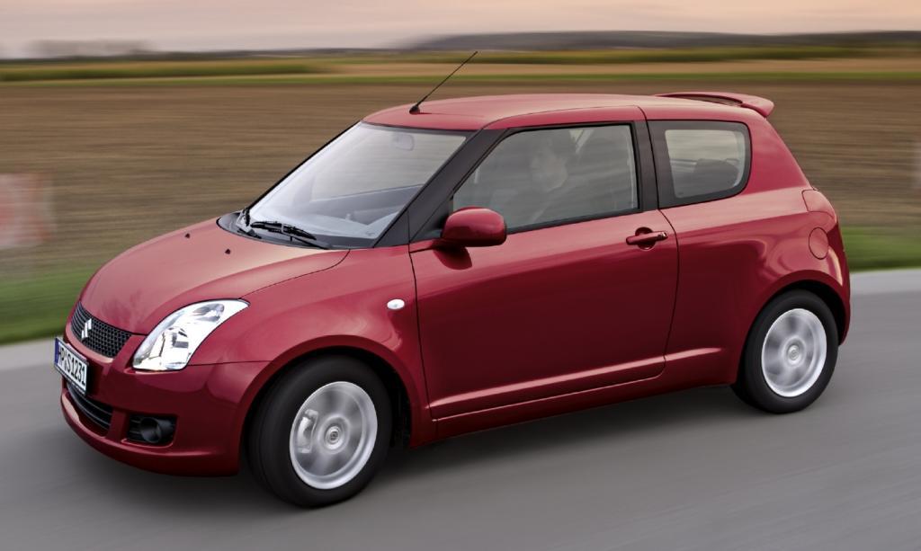 Suzuki-Sondermodell Swift GS mit Preisvorteil