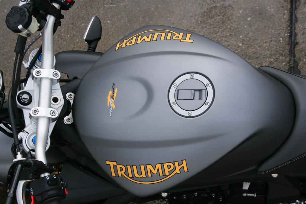 Triumph Street Triple R: Freude in der Mittelklasse