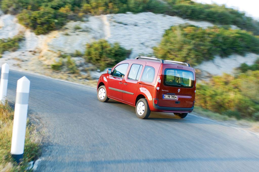 Trotz ESP: Renault Kangoo schwächelt beim Ausweichtest