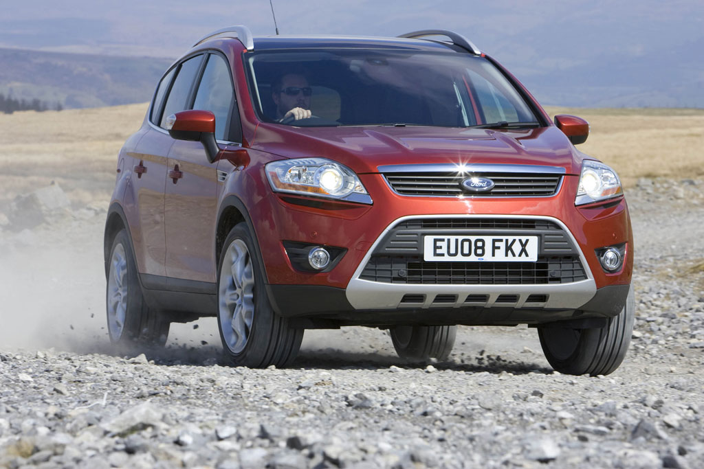 Turbo-Benziner für Ford Kuga
