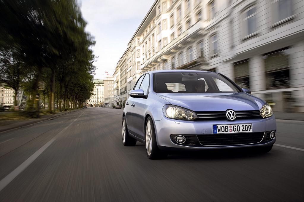 VW Golf: Erneuerte Varianten ab 2009