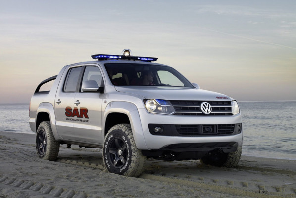 VW Pick-up feiert Premiere