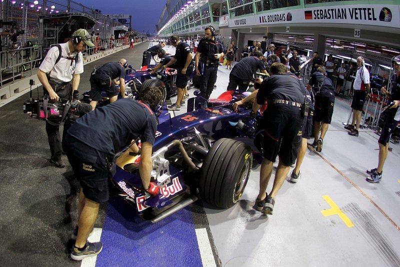 Vettel holte die persönliche Pole: Weiter vorne als zunächst gedacht