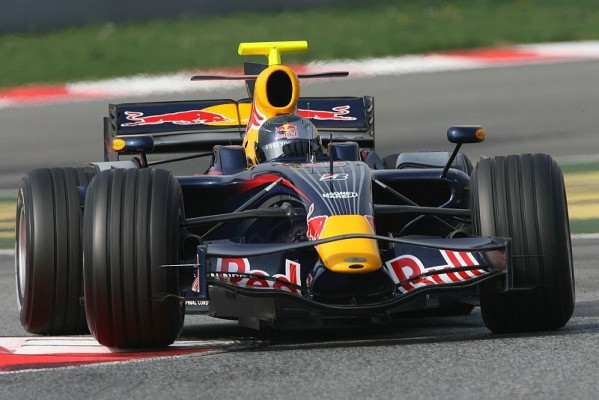 Vettel testet RB4 in Jerez: Vorgeschmack im September