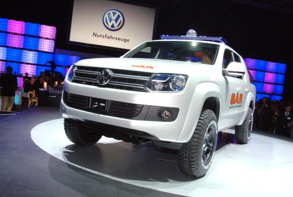 Volkswagen Nutzfahrzeuge will mit neuen Produkten weiter wachsen