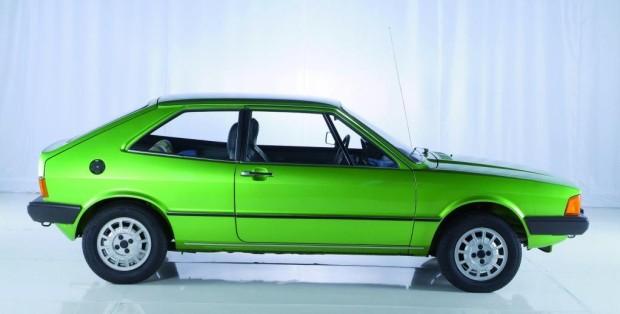 Volkswagen nimmt an ''creme21 youngtimer rallye'' teil