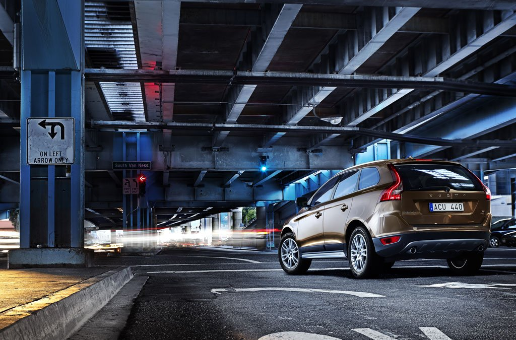 Volvo XC60: Der coole Schweden-Keil