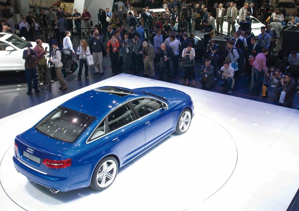 Vorstellung Audi RS 6: Geschwindigkeitsrausch in der Wellness-Oase