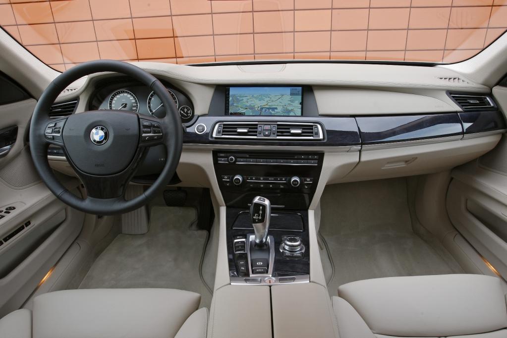 Vorstellung BMW 7: Die Nase vorn