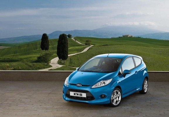 Vorstellung Ford Fiesta: Bieder sieht anders aus
