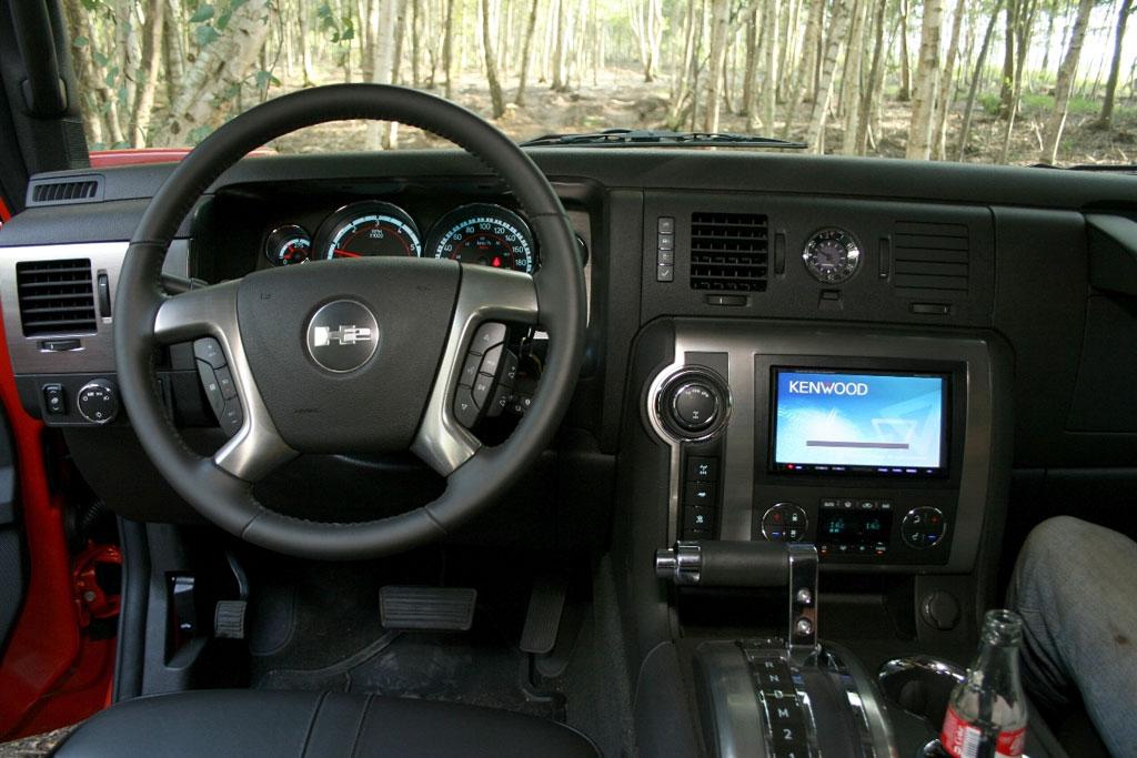 Vorstellung Hummer H2 6.2L und H3 5.3L: Mehr Leistung und ein ruhigeres Gewissen