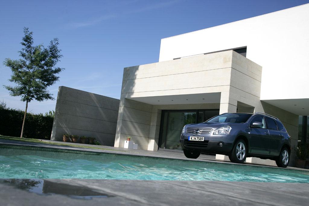 Vorstellung Nissan Qashqai +2: Eine Nummer größer
