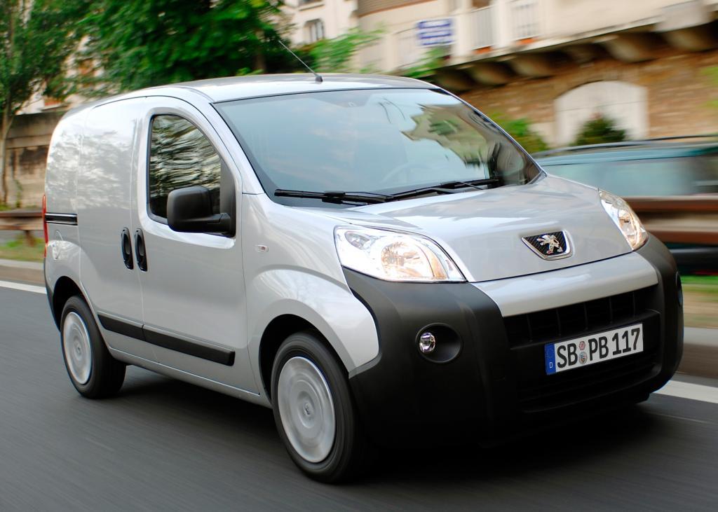 Vorstellung Peugeot Bipper 1.4 l HDi 70: Kleiner Lademeister
