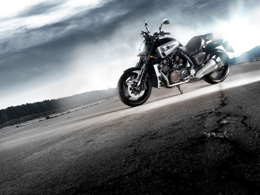 Vorstellung Yamaha VMax: Natural born Dragster