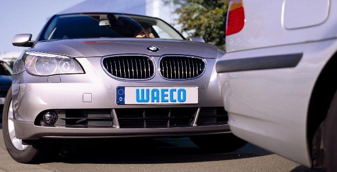 Waeco bietet Front-Parkassistent zum Nachrüsten