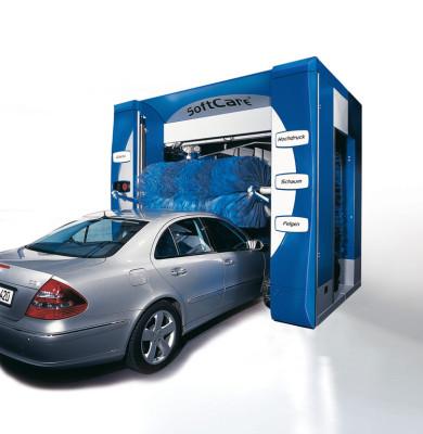 Wasch-Trends auf der Automechanika