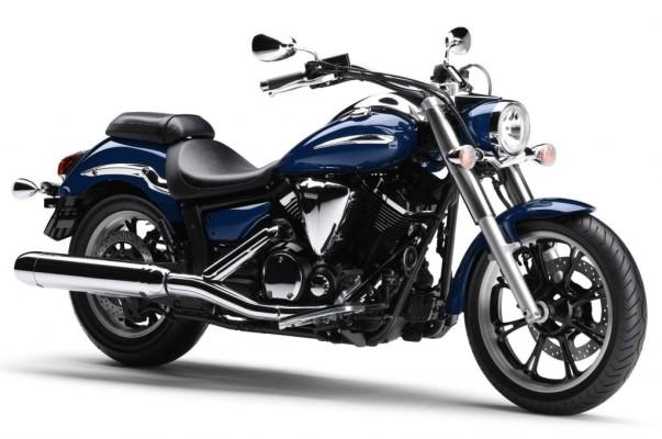 Yamaha stellt XVS 950 Midnight Star vor