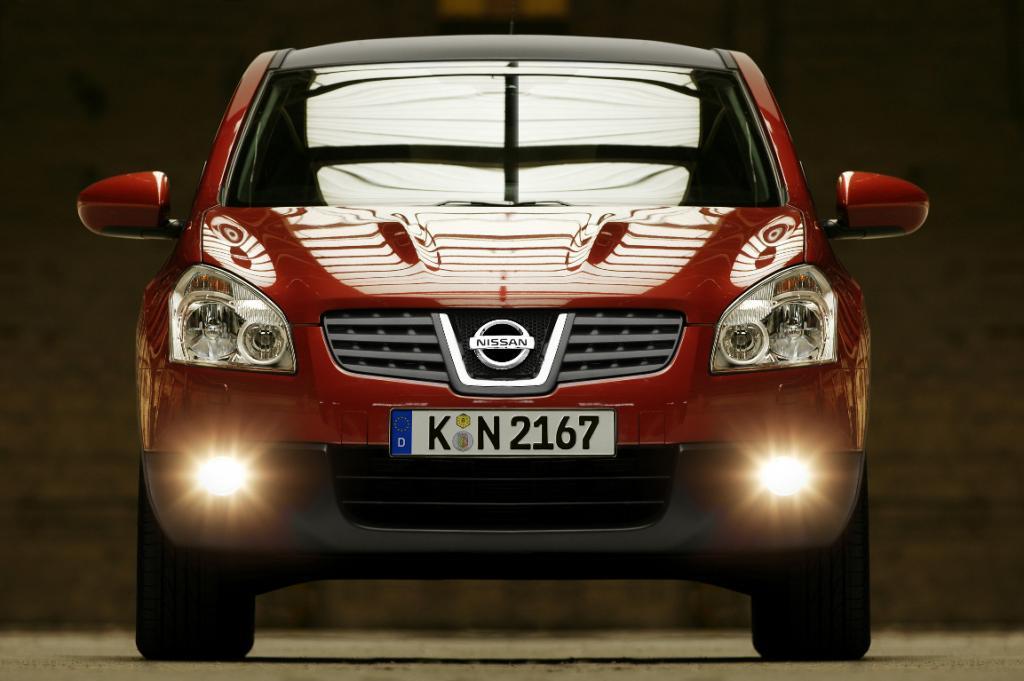 Zertifikate für Nissan-Modelle