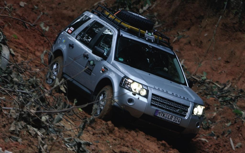 ''Land Rover Experience Tour'' startet