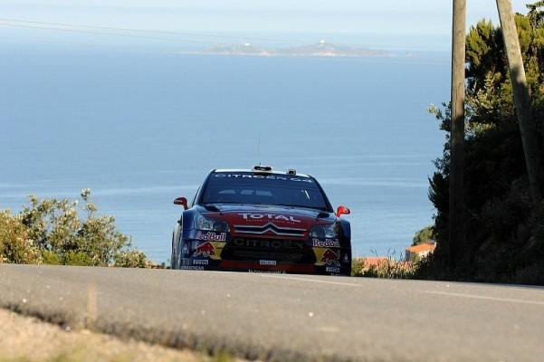 2. Tag Rallye Korsika: Das Mittelfeld wird gemischt