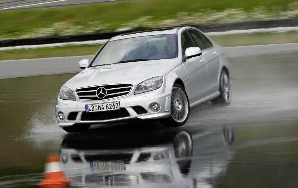 AMG Driving Academy: Fahren am Limit
